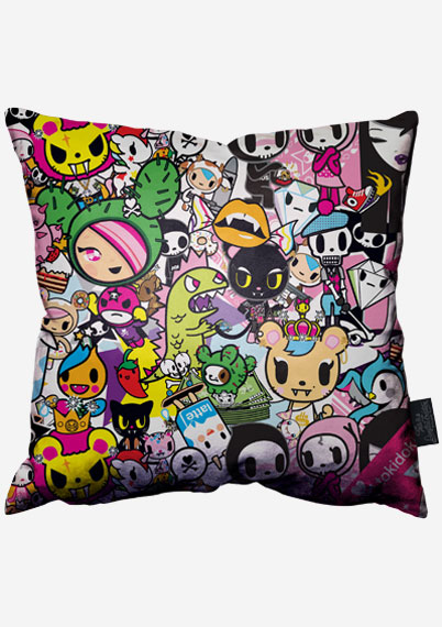 tokidoki pillow