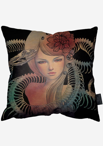 Possessed Pillow