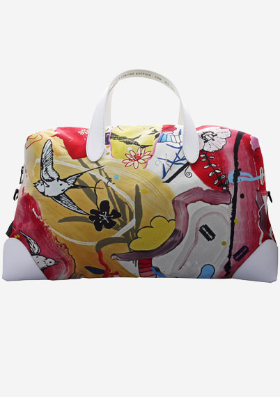 Slipstream Canvas Holdall