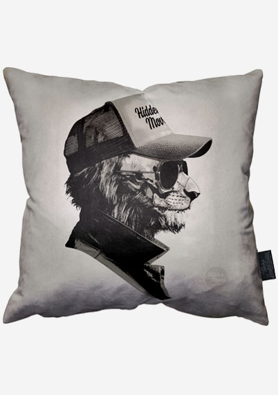 Truck Stop Legend Pillow