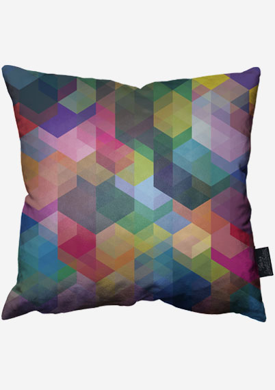 Cuben Array Pillow