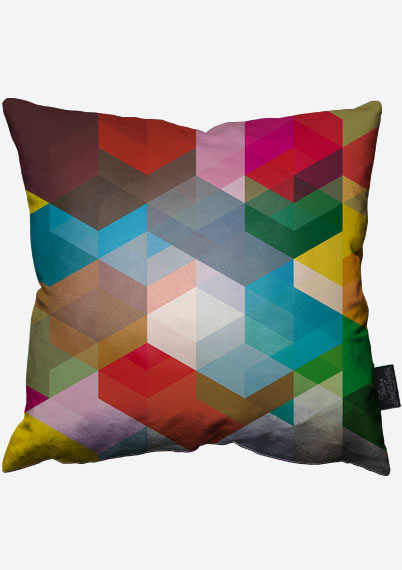 Cuben Pillow
