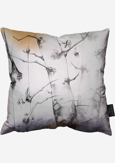 Fairytale Trees Pillow