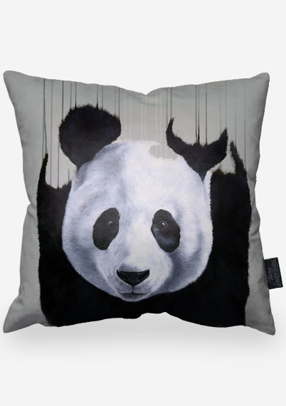 Pandaemonium Pillow