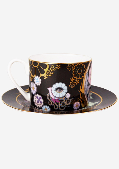 Moony Cup & Saucer