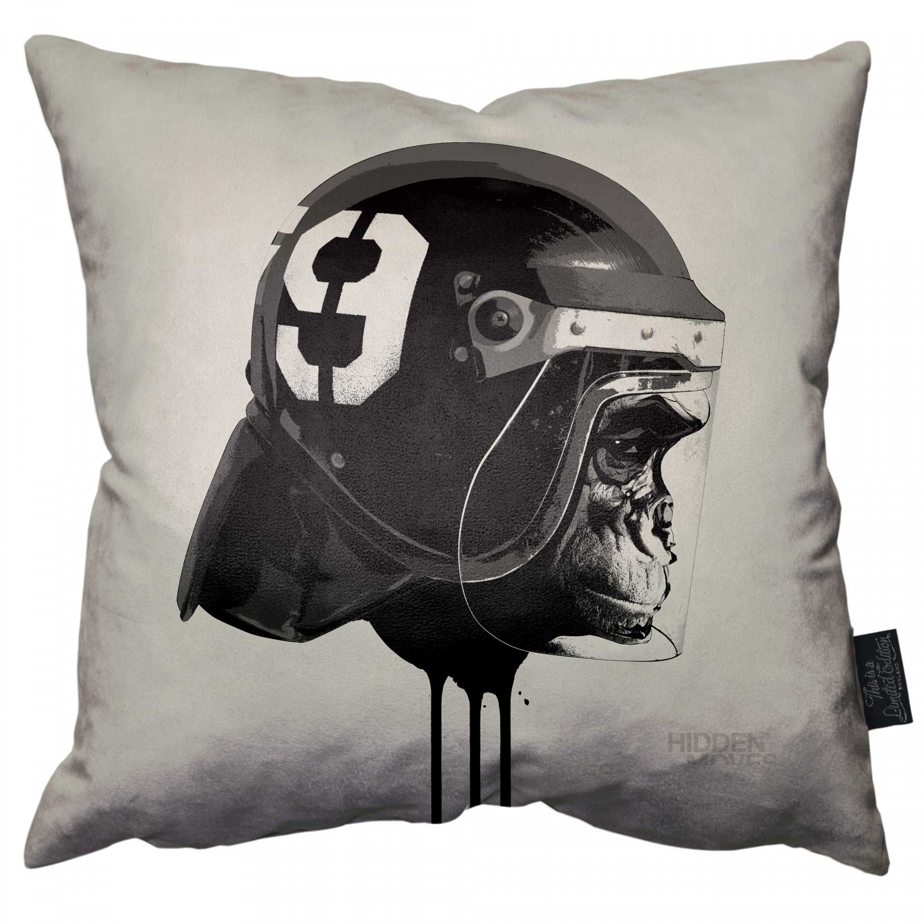 Ape Riot Pillow