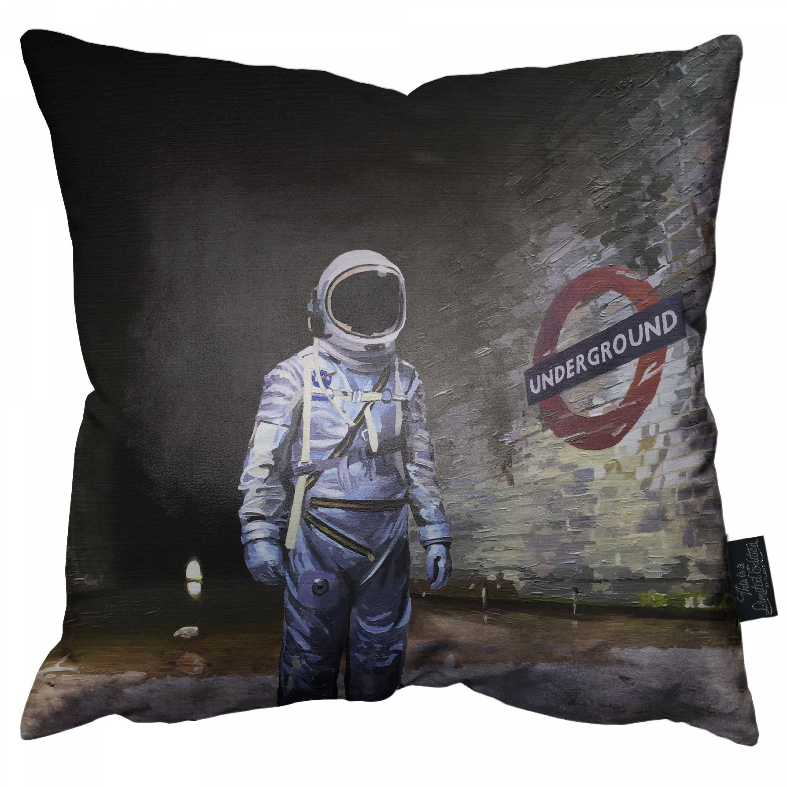 Underground Pillow