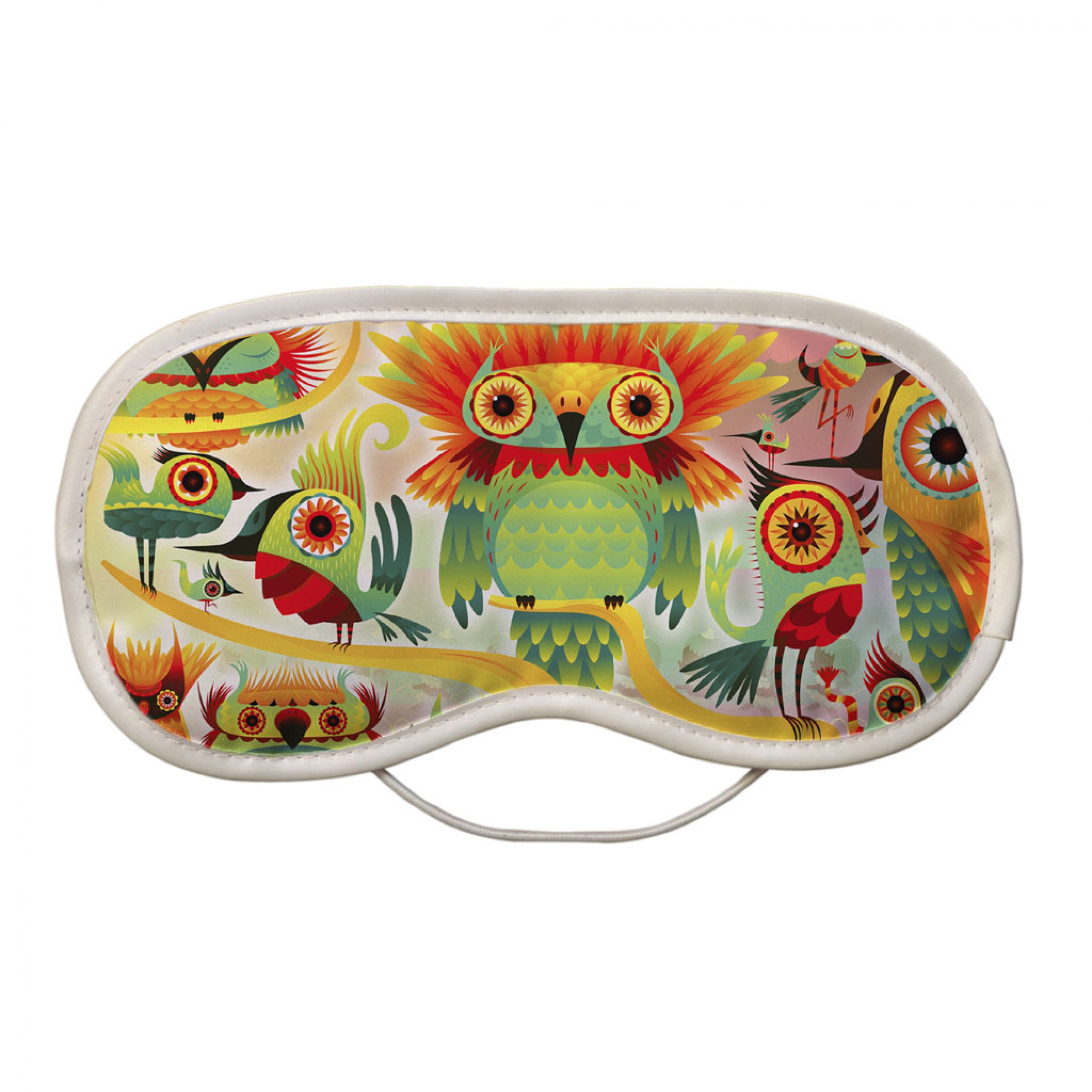 Wall of Birds EyeMask